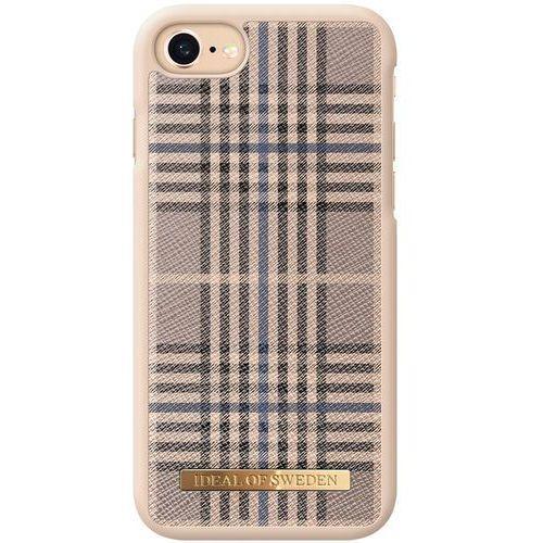iDeal of Sweden Fashion Case Etui Obudowa do iPhone 8 / iPhone 7 / iPhone 6S / iPhone 6 (Oxford Beige)