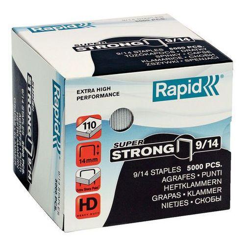 Rapid Zszywki super strong 9/14 (5000 szt.)