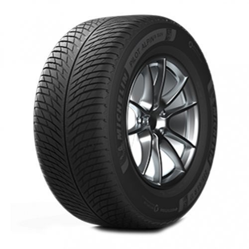 Opona Michelin PILOT ALPIN 5 SUV 265/55R19 113H XL, DOT 2017