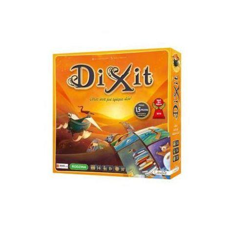 Dixit, gra towarzyska + zakładka do książki GRATIS