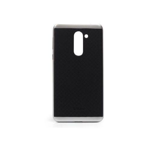 Huawei honor 6x - etui na telefon - srebrny marki Ipaky