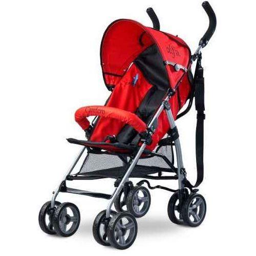 Wózek spacerowy Caretero Alfa Red (5902021521920)