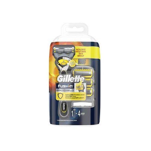 Gillette Fusion Proshield Fusion Proshield maszynka do golenia zapasowe ostrza 4 szt.