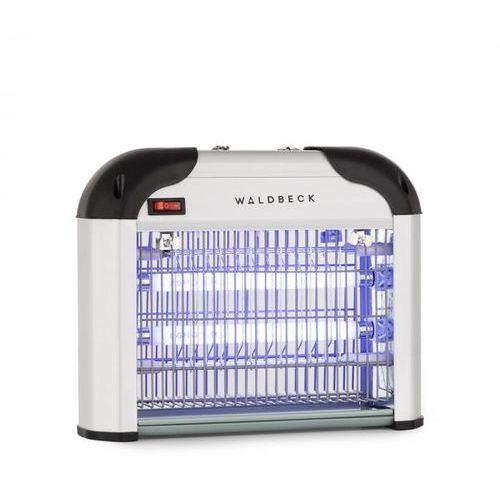 Waldbeck mosquito ex 3000 lampa owadobójcza 16 w światlo uv zasięg 40 m² (4060656102219)