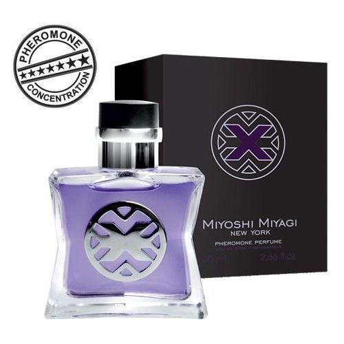Wpj international Miyoshi miyagi next-x feromony zapachowe dla mężczyzn 80 ml 180521