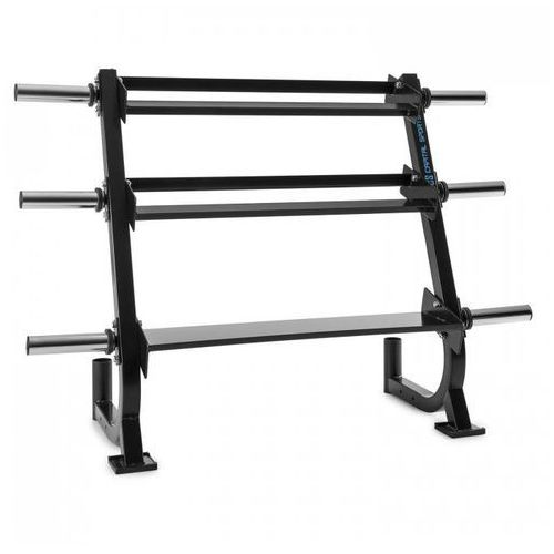 Capital Sports Depoto Dumbbell Rack stojak na kettle hantle 3 poziomy
