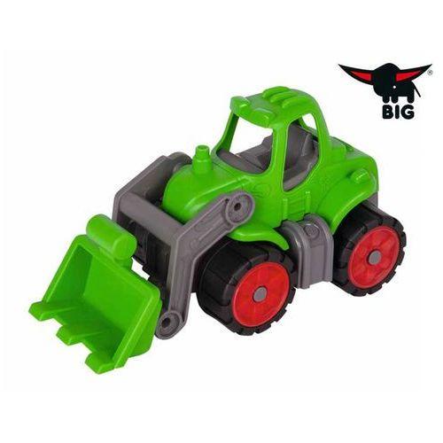 Big power-worker mini-traktor