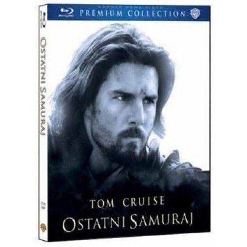 Ostatni samuraj (bd) premium collection marki Galapagos films / warner bros. home video