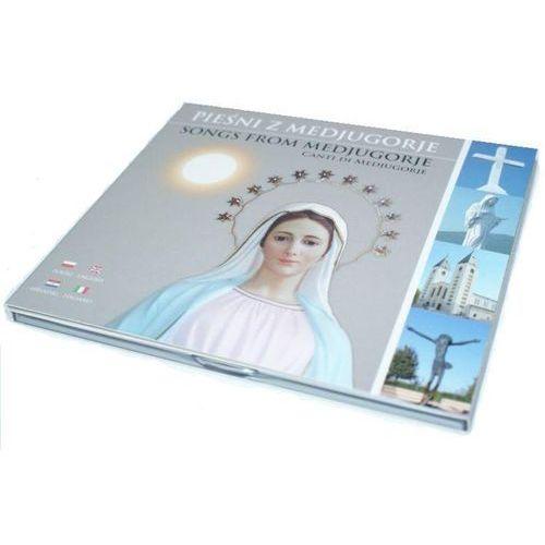 Pieśni z Medjugorje - CD