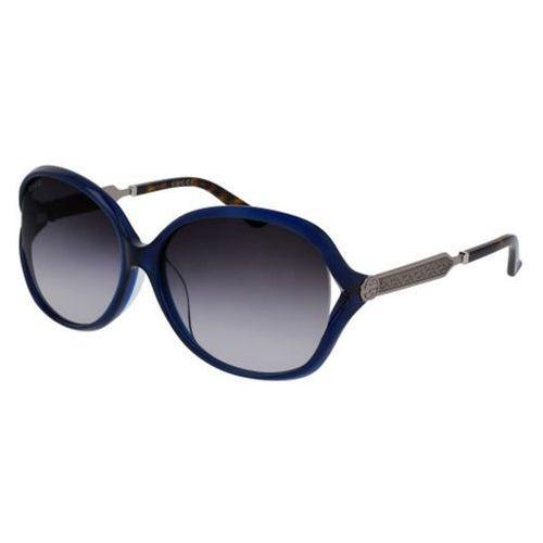 Okulary Słoneczne Gucci GG0076SK 005