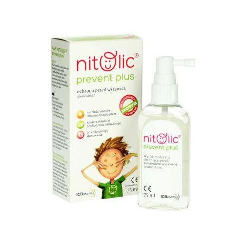 Pipi Nitolic Prevent Preparat na wszy zapobiegający wszawicy 75ml.