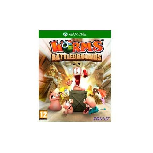 OKAZJA - Worms Battleground (Xbox One)