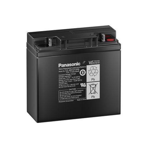 Panasonic LC-XD1217PG - Akumulator ołowiowy 12V/17Ah/oko M5