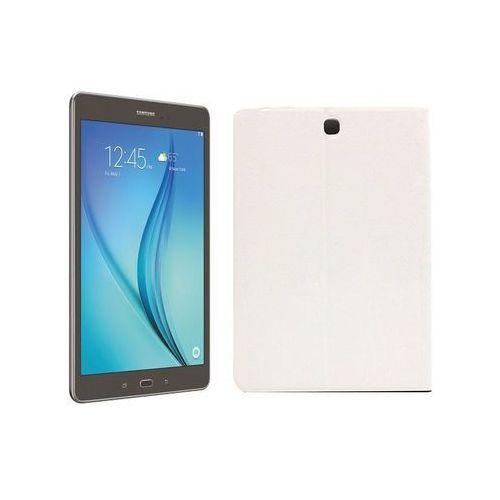 Samsung galaxy tab a 9.7 (t550) - etui na tablet flex book - biały marki Etuo flex book
