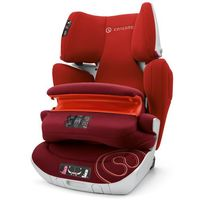 CONCORD Fotelik samochodowy Transformer XT PRO (9 -36 kg) - Tomato Red 2017, TFM0975TFP