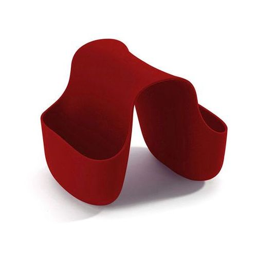 - organizer do zlewu saddle czerwony marki Umbra