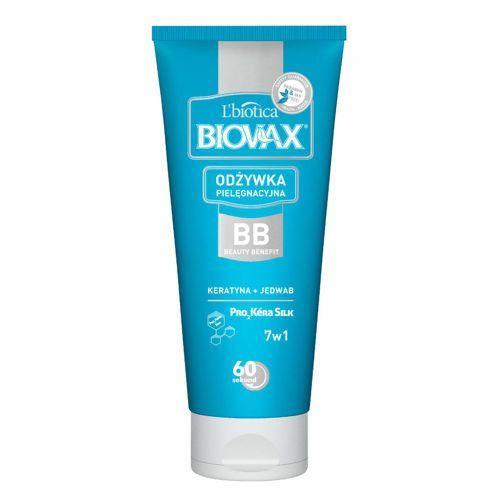Biovax odżywka bb 60 sekund kreatyna-jedwab 200ml od producenta L`biotica