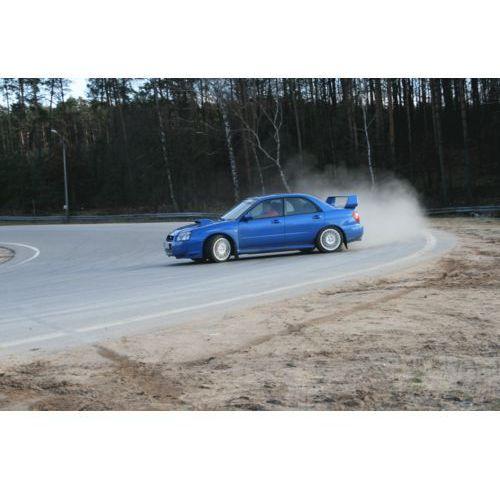 Jazda Subaru Impreza STi - Wiele lokalizacji - Borsk ( k. Gdańska) \ 1 okrążenie