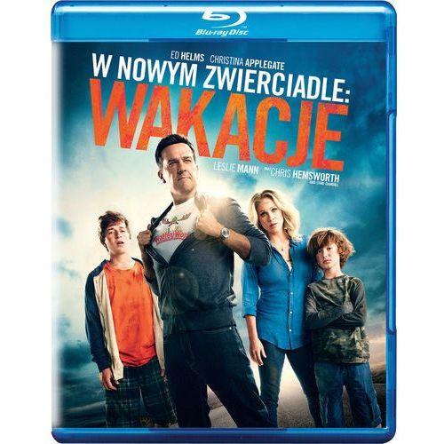 W nowym zwierciadle: Wakacje (Blu-Ray) - John Francis Daley, Jonathan M. Goldstein