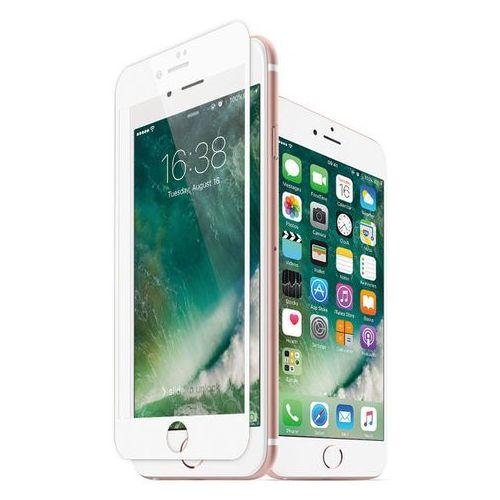 Jcpal Szkło hartowane  preserver ultra-tough edge 3d iphone 7 plus biały