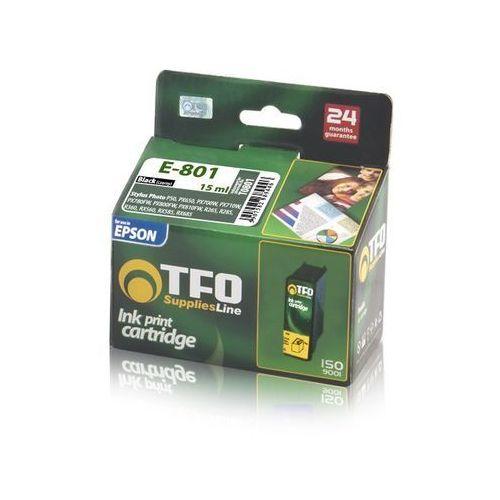 Telforceone Tusz tfo e-801 (t0801) 13.0ml do epson stylus photo p50, stylus photo px 660, stylus photo px650