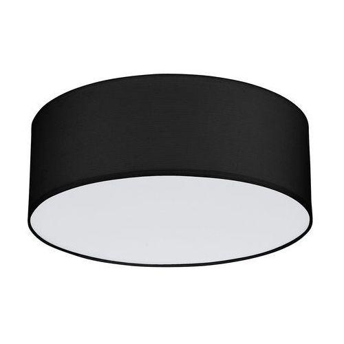 Plafon oprawa sufitowa TK Lighting Rondo 4x60W E27 czarny 1586 (5901780515867)