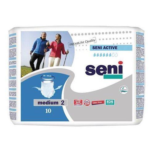 Majtki chłonne Seni Active (2) Medium 10szt. (pieluchomajtki)