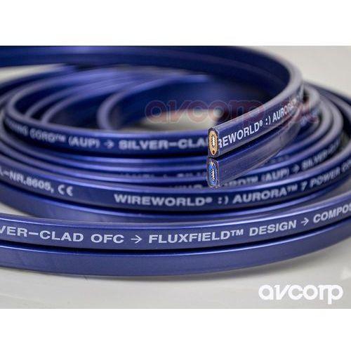 DIY: Wireworld Aurora 7 Power Cord (AUP) - (na metry)