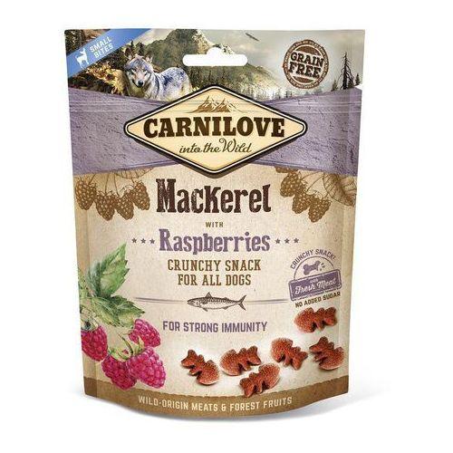 (bez zařazení) Carnilove dog mackerel/raspberries - 200g