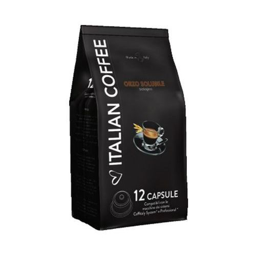 Nespresso kapsułki Orzo solubile bio (kawa zbożowa) kapsułki do tchibo cafissimo – 12 kapsułek