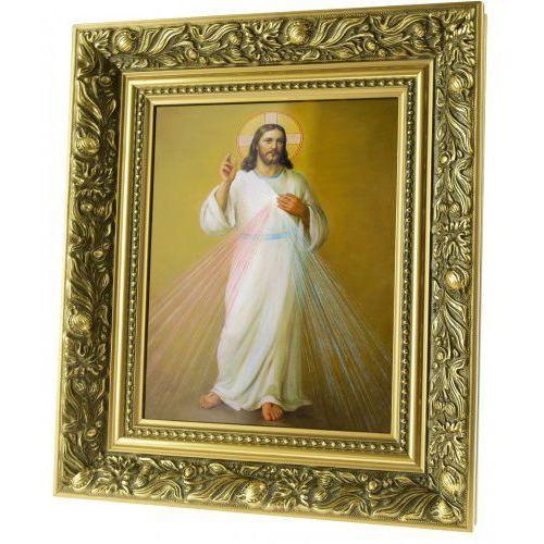 Obraz ceramiczny jezus miłosierny marki Produkt polski