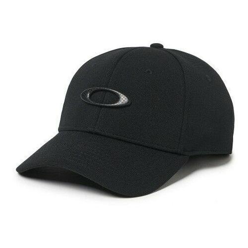 Oakley Czapka z daszkiem tincan black/ carbon fiber 911545-01w