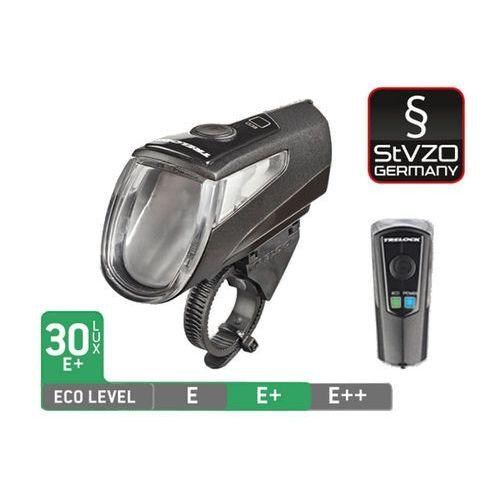 Trelock ls 460 i-go power oświetlenie czarny 2018 oświetlenie rowerowe - zestawy