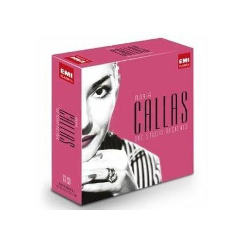 Callas Maria - The Studio Recitals [13CD] (5099955977623)