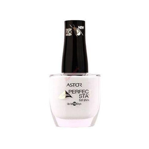 _perfect stay gel shine lycra lakier do paznokci 001/575 white snow manicure 12ml wyprodukowany przez Astor