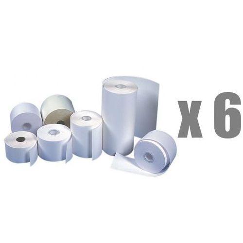 Rolki papierowe do kas termiczne Emerson, 110 mm x 30 m, opakowanie 6 x zgrzewka 10 rolek - Autoryzowana dystrybucja - Szybka dostawa (7902178033697)