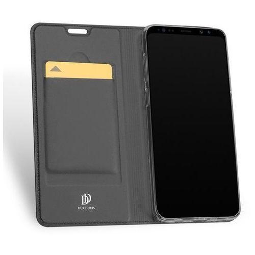 Etui DuxDucis SkinPro Samsung Galaxy S9 Plus Gray, kolor szary