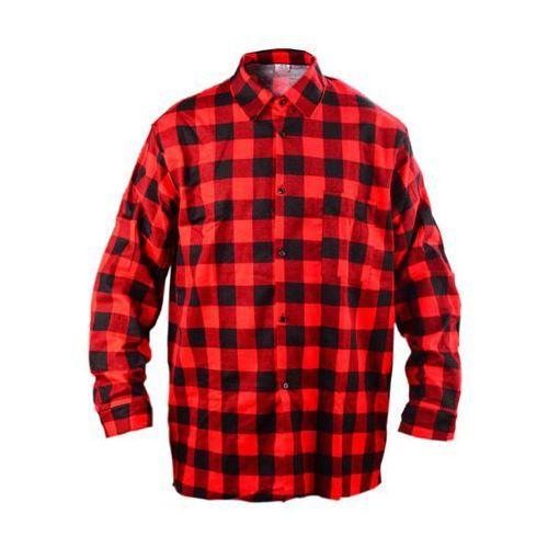 Nordstar Koszula flanelowa xl czerwona lux