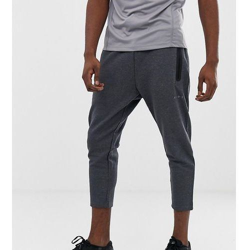 ASOS 4505 Tall skinny tapered training joggers in cropped length - Grey, w 5 rozmiarach