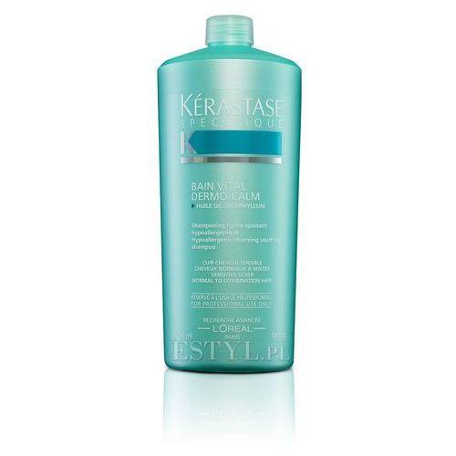 Kerastase Dermo-Calm Vital Bain | Kąpiel witalizująca i kojąca do włosów wrażliwych - 1000 ml (3474635003182)