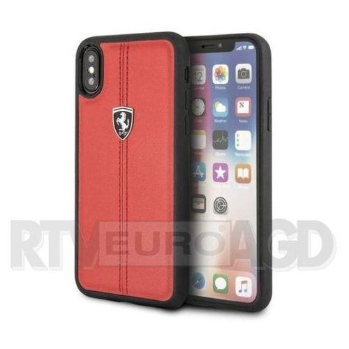Ferrari Etui hardcase FEHDEHCPXRE iPhone X czerwony, FEHDEHCPXRE