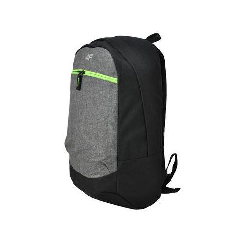 4f Plecak sportowy pcu001  - szary - szary