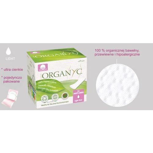 Organyc Wkładki higieniczne z bio-bawełny ultra cienkie (♠+) (8016867009959)