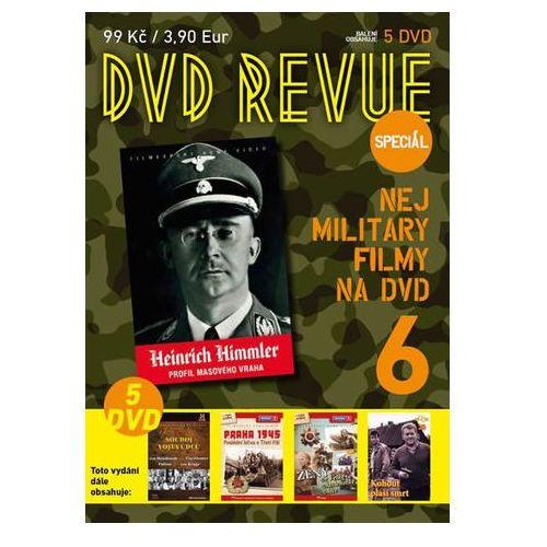 DVD Revue speciál 6 - Nej military filmy na DVD - 5 DVD neuveden