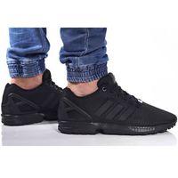 """Buty zx flux """"core black"""" (s32279) - czarny, Adidas, 41-46"""