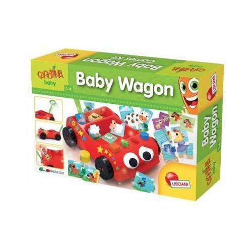 Liscianigiochi Carotina baby wagon (8008324057733)