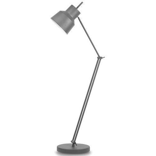 It's About RoMi Lampa podłogowa Belfast matowy szary 165x27x25cm BELFAST/F/GG (8716248067126)