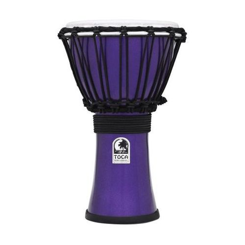 Toca (to803307) djembe freestyle colorsound metallic violett