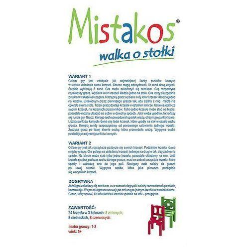 Trefl Mistakos walka o stołki gra zręcznościowa