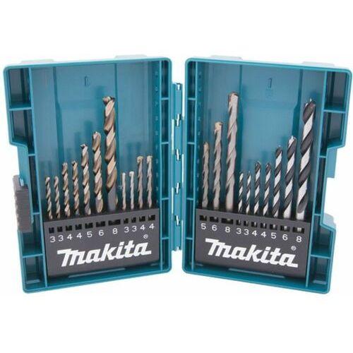 Makita zestaw wierteł B-44884
